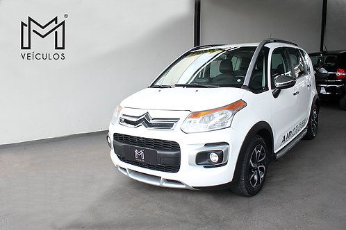 Citroen Air Cross 2014 Flex automática Exclusive - 📞/📱 Whatsapp: 16 3627.0400