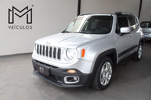 ***VENDIDO*** Jeep Renegade Limited 2017 Flex - 📞/📱 Whatsapp:16 3627.0400
