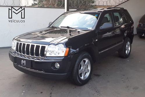 Jeep Gran Cherokee 4.7 2005 Gas Comp + Teto   -  📞/📱Whatsapp: 16 3627.0400