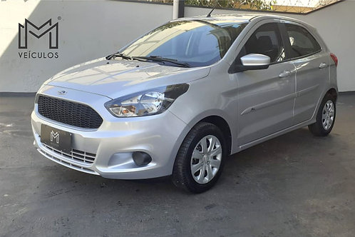 Ford Ka SE 1.0 Flex completo 2018 - 📞/📱Whatsapp: 16 3627.0400