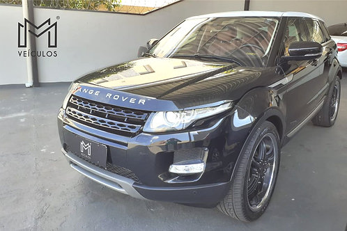 Evoque Prestige 2012 c/ teto interior terracota - 📞/📱 Whatsapp: 163627.0400