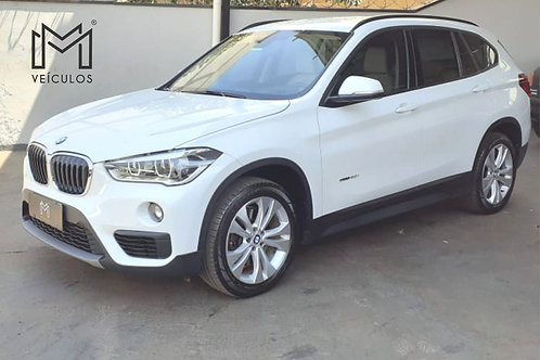 Bmw x1 active Flex completo  2.0  ano 2016   -  📞/📱Whatsapp: 16 3627.0400