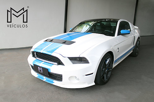 FORD MUSTANG 5.4 SHELBY GT 500 COUPE V8 4V GASOLINA 2P MANUAL