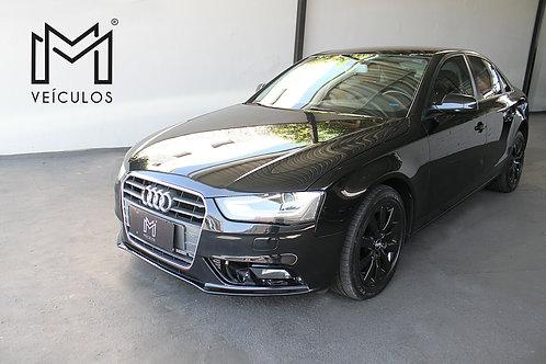 Audi - A4 2.0 16V TB FSI Multitronic Completo - 📞/📱 Whatsapp: 16 3627.0400