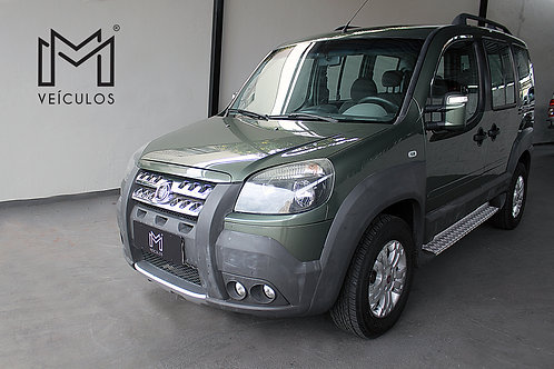 ***VENDIDO*** Doblô 2012 Flex Adventure 6 Lugares - 📞/📱 Whatsapp: 16 3627.0400