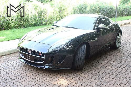 Jaguar F-type 3.0 Coupé S Supercharged V6 24v Gas. - 📞/📱 Whatsapp: 16 3627.040