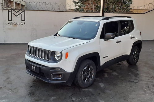 Jeep Renegate Flex 1.8 automático 2018 - 📞/📱Whatsapp: 16 3627.0400