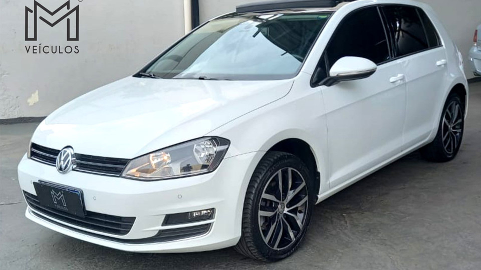 GOLF HIGHLINE 1.4 TSI C/ TETO COMPLETO GAS