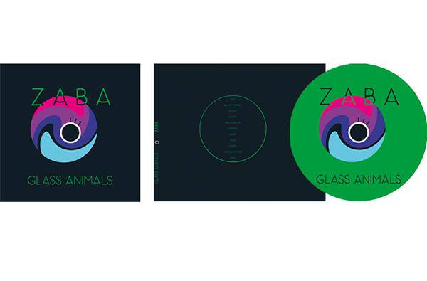 Cover Voder/Rückseite und CD