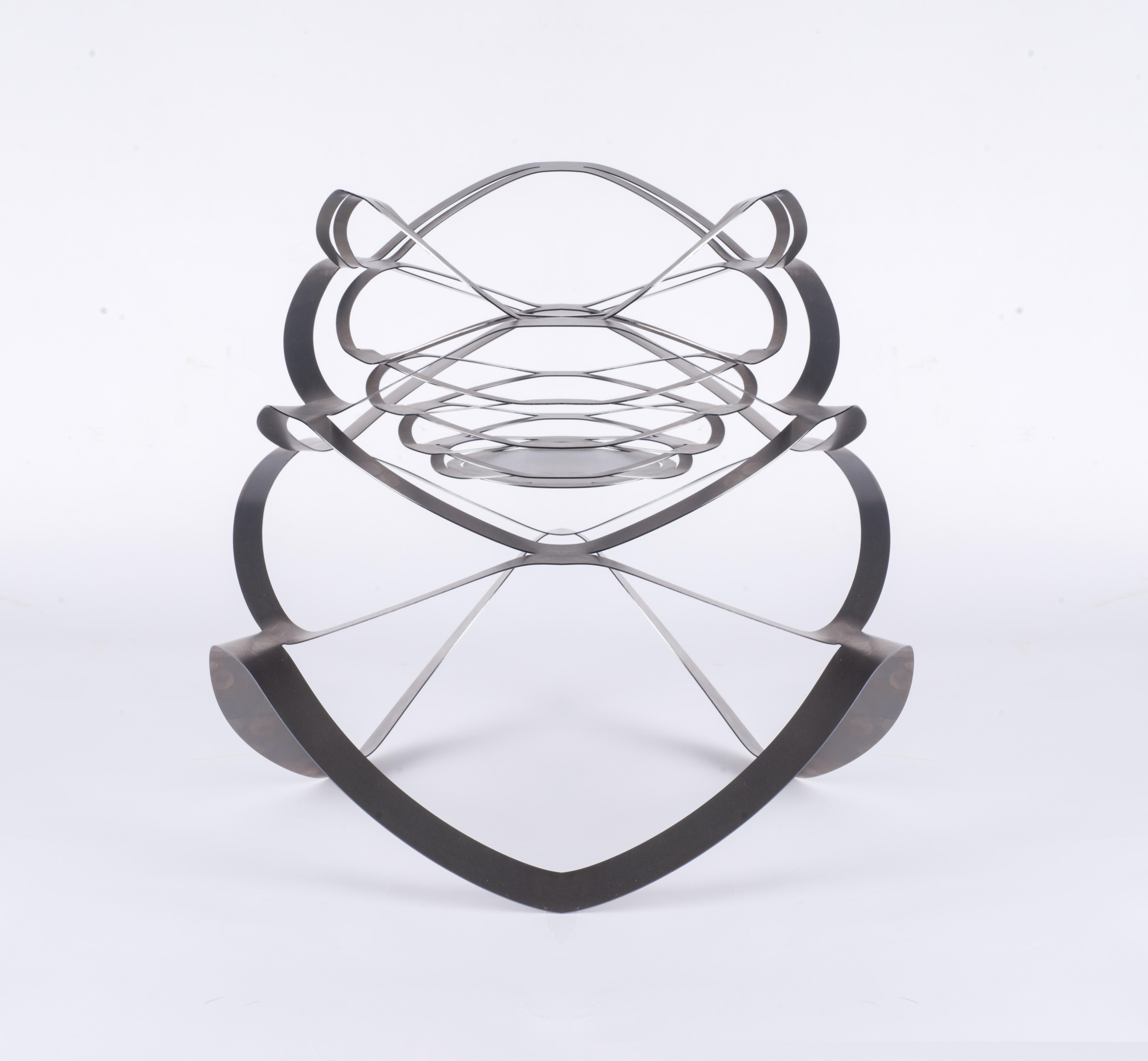 grill ganz spiegelsymmetrisch