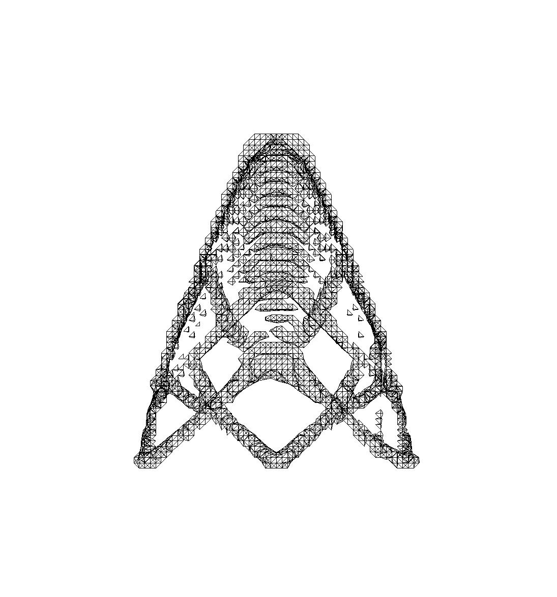 Sphäre SKO-Computerberechnung