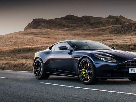 Why You Should Buy An Aston Martin Now