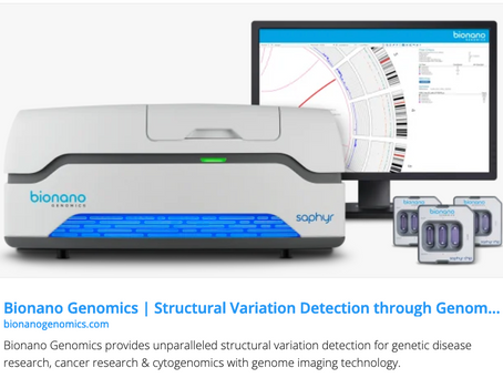 ⚕️ $BNGO (BioNano Genomics Inc) 𝙞𝙨 𝙗𝙖𝙘𝙠 𝙤𝙣 𝙄𝙣𝙫𝙚𝙨𝙩𝙤𝙧𝙨 𝙍𝙖𝙙𝙖𝙧  📈