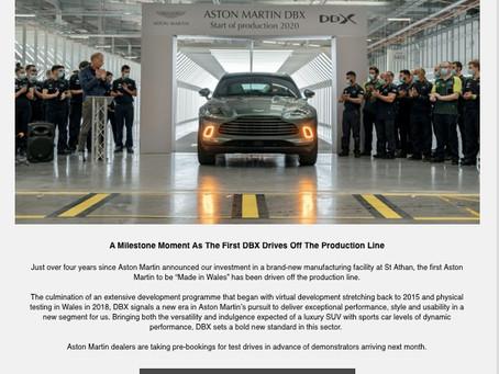 Aston Martin Lagonda Global Holdings plc Analysis