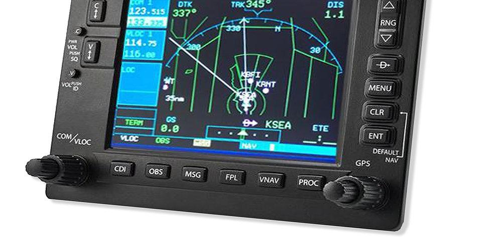 GPS GNS530 Plug&Play