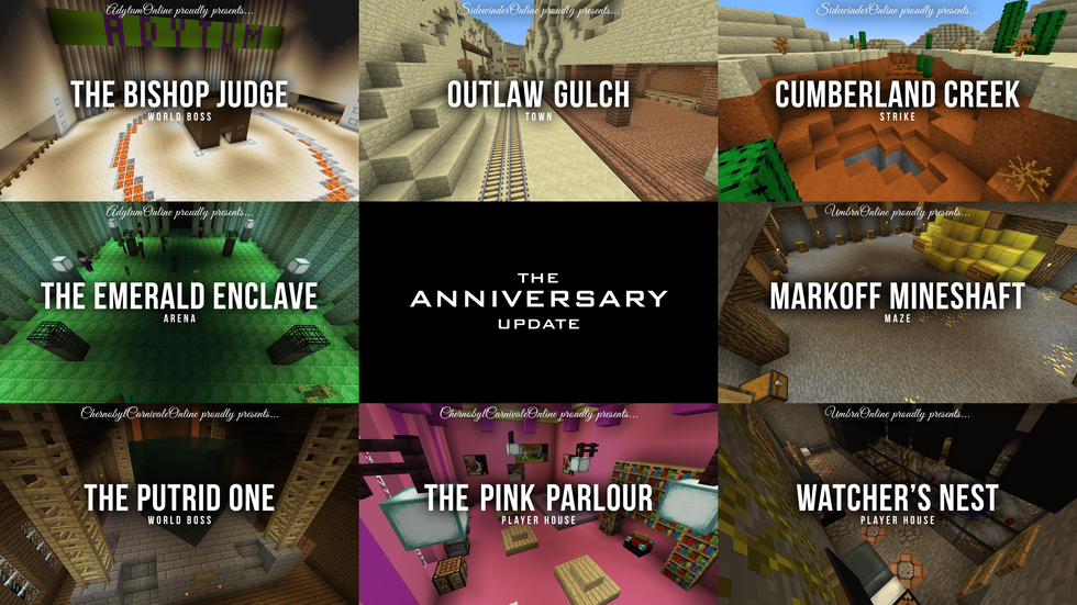 Presenting the Anniversary Update!