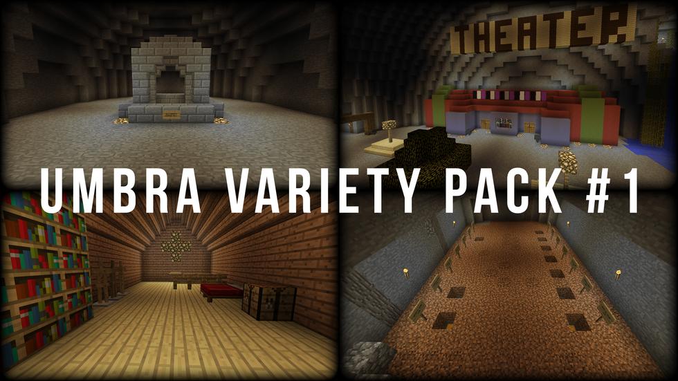 Umbra Variety Pack #1 First Look