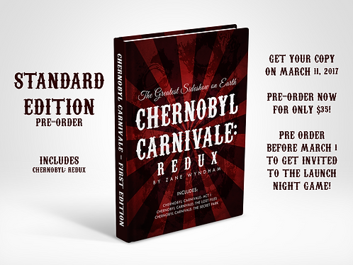 Chernobyl Carnivale: Redux