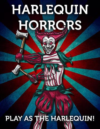 Harlequin Horrors Pack