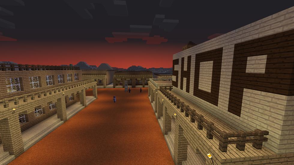 Sidewinder Springs Legacy Update!