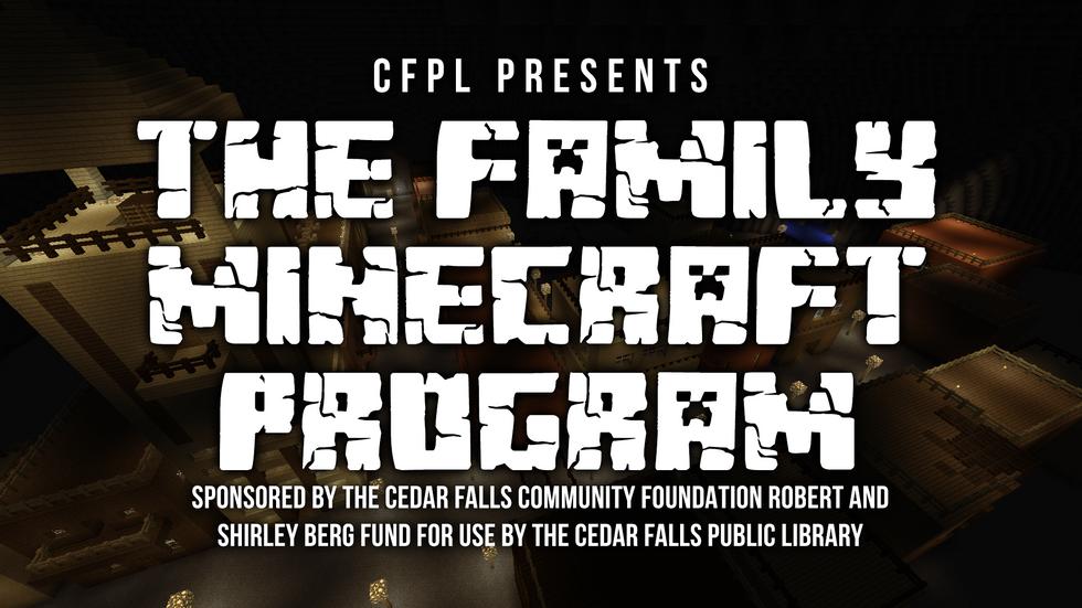 The Family Minecraft Program
