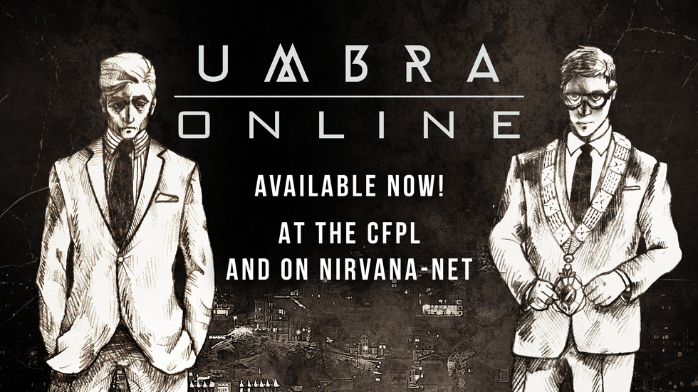 UmbraOnline is now available!