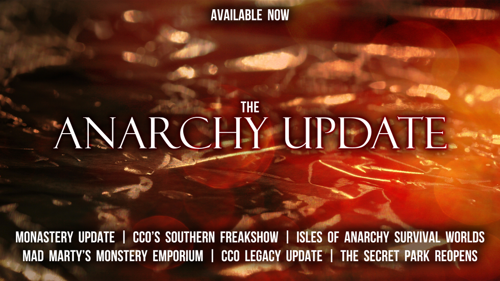Introducing: The Anarchy Update