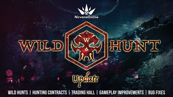 The Wild Hunt Update