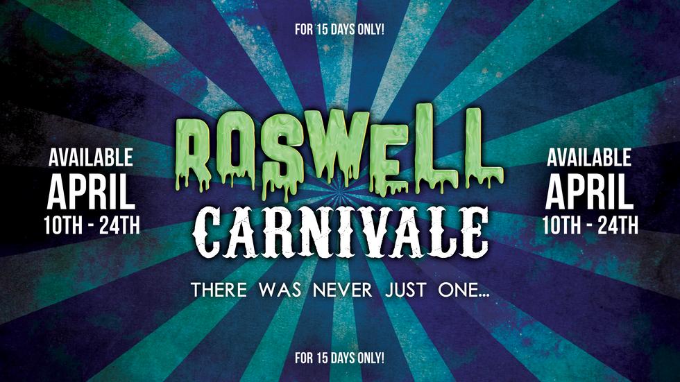 Introducing RoswellCarnivaleOnline!