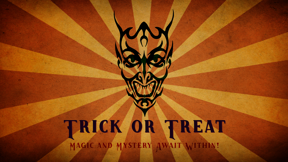 Trick or Treat Returns...