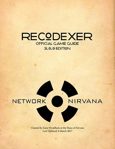 Recodexer 3.0.0 Game Manual