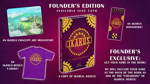 Ikarus: Redux Founder's Edition