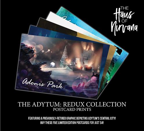 Adytum: Redux Postcard Prints