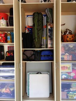 Garage Reorganziation AFTER #3