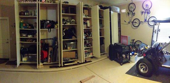 Garage Reorganziation BEFORE #4