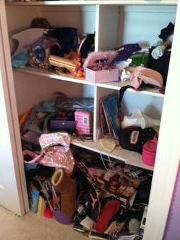 Tween Room Reorganzation BEFORE #1