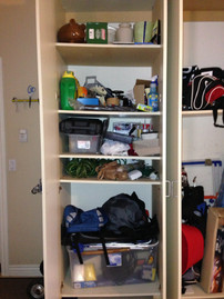 Garage Reorganziation BEFORE #3