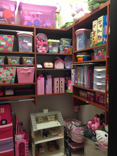 Little Girl Playroom AFTER #3