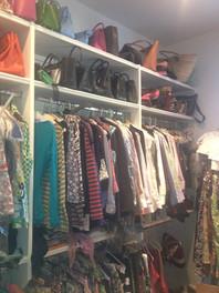 Master Closet Reorganziation BEFORE #3