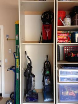 Garage Reorganziation AFTER #2