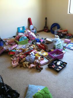 Tween Room Reorganzation BEFORE #2