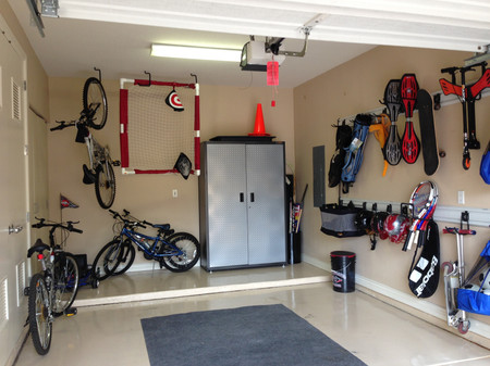 Garage Reorganziation AFTER #1