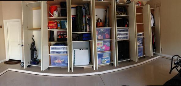 Garage Reorganziation AFTER #4