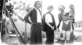 Famille Freinet avec Claude Tresmontant