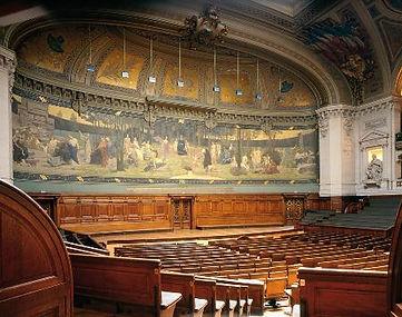 Grand amphithéâtre de la Sorbonne