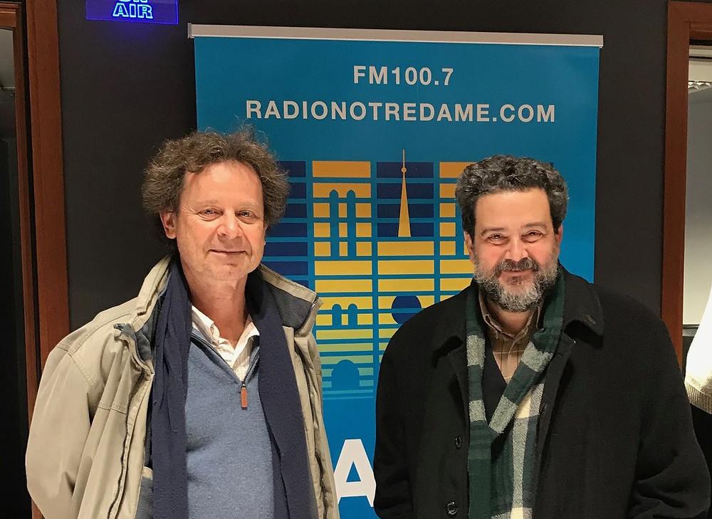 Brunor et Georges-Elia Sarfati