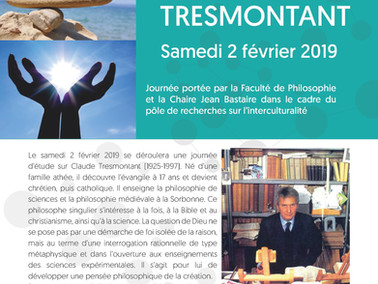 Journée d'étude à Lyon - 2 février 2019