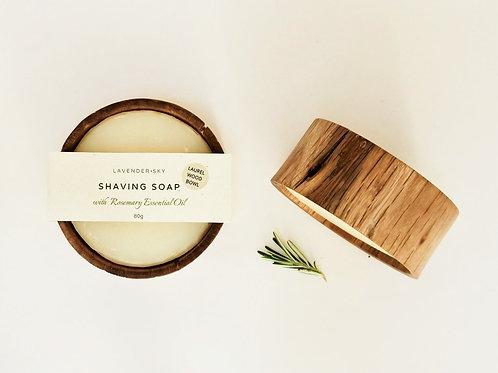 Shaving Soap - Rosemary & Menthol