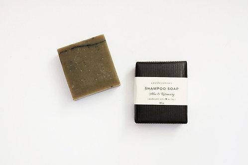 Shampoo Soap Nettle & Aloe