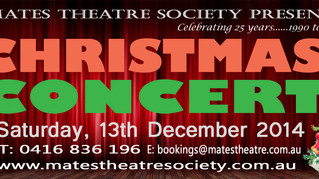 Mates Theatre Christmas Concert